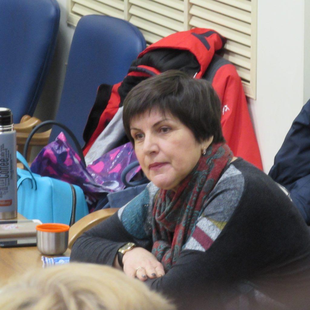 Рузаева Ирина Васильевна