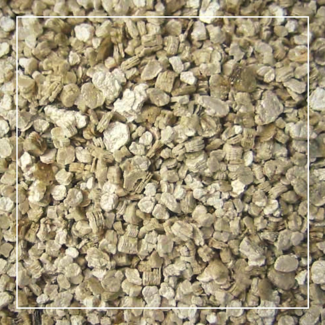 Вермикулит — полезная добавка в грунт